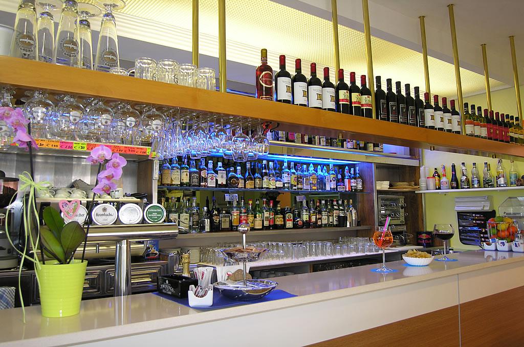 Unser  Bar im Zentrum in Bibione